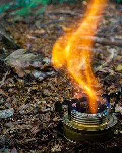 alcohol stove