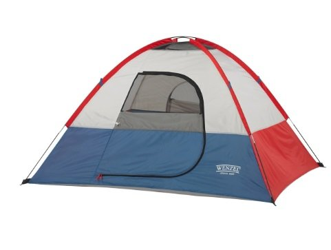Wenzel children's camping tent review, camping tent for kids