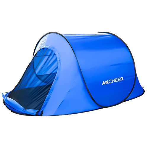 Affordable Instant Shelters : Weekend tents another real pop up tent takes only