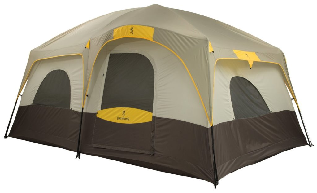 Browning Camping Big Horn Tent Review